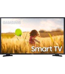 "smart tv samsung 43"", full hd led t5300, wi-fi integrado"