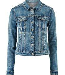 jeansjacka cualis denim jacket