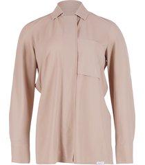 blouse zand s21n955