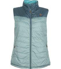 parka reversible jacket verde weinbrenner