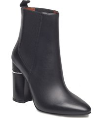drum - 105mm chelsea boot shoes boots ankle boots ankle boots with heel svart 3.1 phillip lim