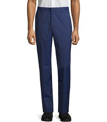 jetsetter slim-fit wool suit pants