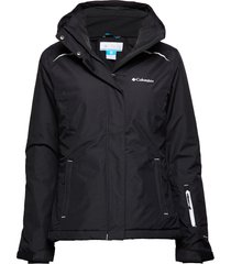 on the slope jacket outerwear sport jackets svart columbia