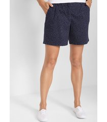 stretch short met comfortband