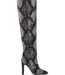 giuseppe zanotti hattie lux 105 knee-high boots - black