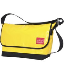 manhattan portage large vinyl vintage version 2 messenger bag