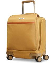 hartmann metropolitan 2 underseat carry-on spinner suitcase