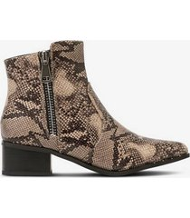 boots med dragkedja