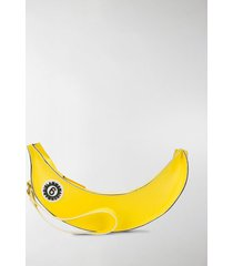 mm6 maison margiela banana clutch