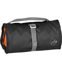 neceser washbag travel negro mammut