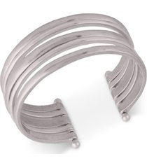 lucky brand multi-row cuff bracelet