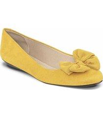 baletas veroli amarillo para mujer croydon
