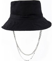 sombrero negro kabra kuervo borat cadena
