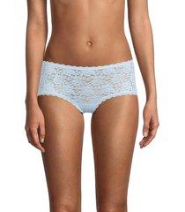 ava & aiden women's lace hipster bikini panty - lotus - size m