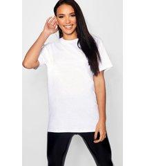 basic oversized boyfriend t-shirt, white
