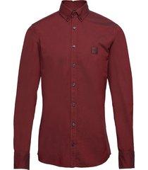 mabsoot skjorta casual röd boss