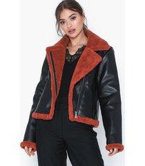 ivyrevel teddy jacket faux fur