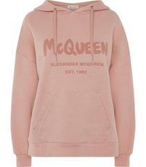 alexander mcqueen hoodie sweatshirt