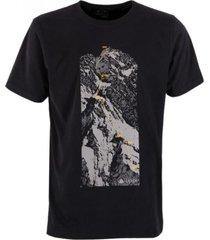 polera direct line cotton t-shirt s/s negro lippi