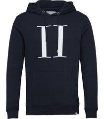 encore light hoodie hoodie trui blauw les deux