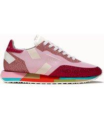ghoud sneakers star low colore rosa
