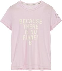 t-shirt onda paars