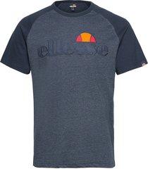 el coper tee t-shirts short-sleeved blå ellesse