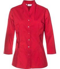 camicetta con colletto a scialle (rosso) - bpc selection