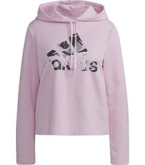 sweater adidas adidas essentials camouflage logo hoodie