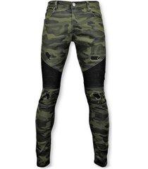 skinny jeans true rise army stretch jeans - spijkerbroek - 3020 -