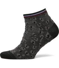 carree short sock footies träningssockor/ankle socks grå unmade copenhagen