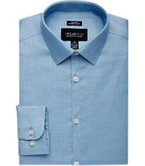 awearness kenneth cole light blue extreme slim fit dress shirt