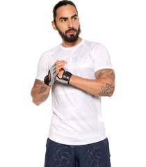 camiseta blanco under armour mk1 ss ua sublimated