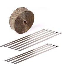 la nueva cinta de tela de fibra de vidrio de titanio e-ligamento tafet