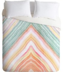 deny designs iveta abolina desert matcha twin duvet set bedding