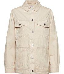 pamela coat jeansjack denimjack beige lovechild 1979