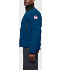 canada goose men's woolford jacket - northern night - xl