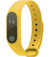 fitness impermeable brazalete pulsera inteligente monitorización del r