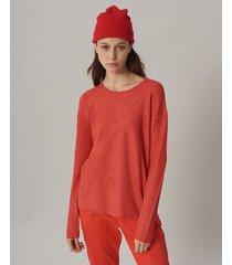 sweater rojo desiderata misisipi