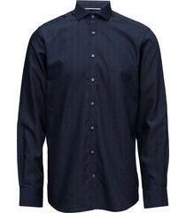 logan skjorta business blå bruun & stengade