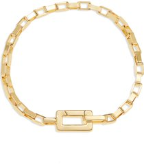 women's gorjana nico link bracelet