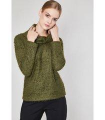 sweter taltal khaki