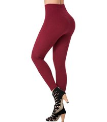 leggings bonita vino para mujer croydon