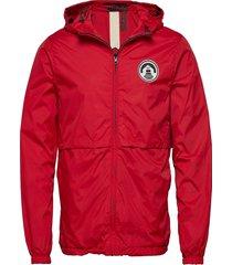 reversible jacket tunn jacka röd scotch & soda