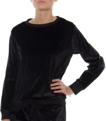 dkny insert logo ls sleep top * *