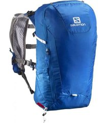 mochila azul salomon peak 20 union