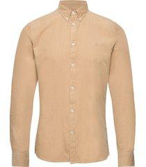 felix corduroy light shirt overhemd casual beige les deux