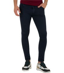 pantalón azul valkymia bow