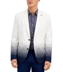 inc men's kian ombre slim fit blazer, created for macy's