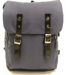 mochila azul boerss